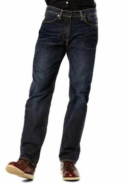 NWT MENS LEVI'S 505 REGULAR FIT JEANS 36 X 32, 36 X 34 NAVAR