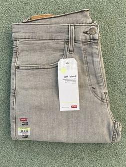 NWT Men's Levi's Flex 502 Taper Fit Flex Stretch Jeans - C