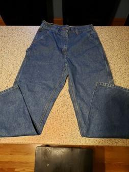 Carhartt NWT SZ 31x32 Carpenter Jeans