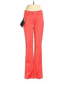 NWT Dickies Girl Women Red Jeans 5