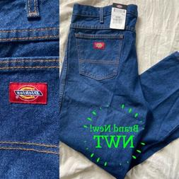 NWT Dickies Work Jeans 38x30 /C993RNB