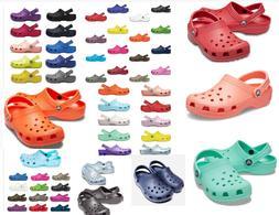 25 + colors, CROCS Original CLASSIC Clogs Shoes sandals size