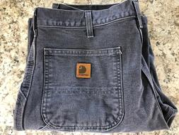 Carhartt Original Dungaree Fit Men's Carpenter Jeans 34 x 32