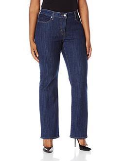 Levi's Women's Plus-Size 415 Classic Bootcut Jeans, Storm Ri