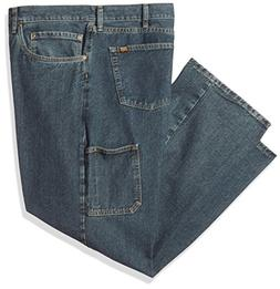 Timberland PRO Men's Plus Size Grit-n-Grind Denim Work Pant,