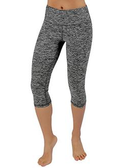 power flex yoga capris tummy control workout