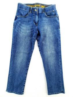 Lee Premium Select 32x29 Straight Leg Motion Stretch Jeans R