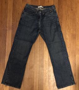LEE Premium Select Men's Denim Blue Jeans Regular Bootcut  3
