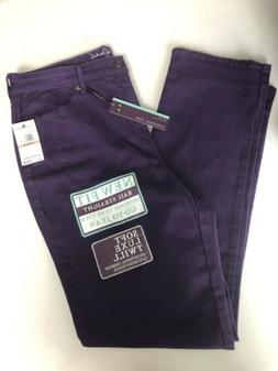 Gloria Vanderbilt Rail Straight Jeans Size 12 Average Reg. $
