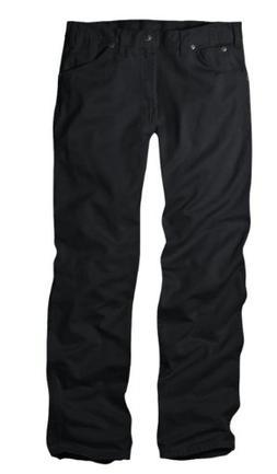 Dickies Men's Regular Fit 5-Pocket Prewashed Jean, Overdyed
