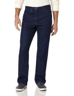 Lee Men's Regular Fit Bootcut Jean, Pepper Prewash, 31W x 34
