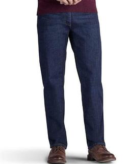 LEE Regular Fit Jeans Tapered Leg Premium Flex Denim Level 3