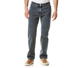 LEE Men's Regular Fit Slate Stretch Jeans 35x32