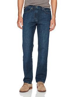LEE Men's Regular Fit Straight Leg Jean, Lenox, 36W x 34L