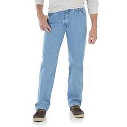 Wrangler Men's Regular Fit U Shape Jean