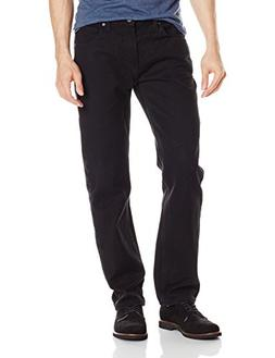 Dickies Men's Regular Straight 5-Pocket Jean, Heritage Black