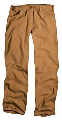 Dickies 1939RBD 44 32 Mens Relaxed Fit Duck Utility Jean Rin
