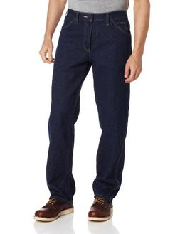 Dickies Men's Big Washed Relaxed Fit Carpenter Jean, Indigo