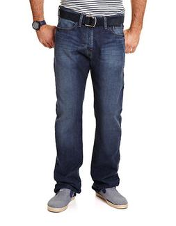 Nautica Relaxed Fit Dark Wash Jeans