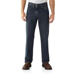 RELAXED FIT HOLTER JEAN Carhartt 101483 - 968 Color: Bed Roc