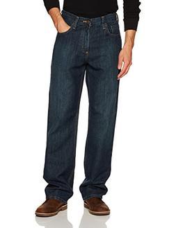 Carhartt Men's Relaxed Fit Holter Jean, Blue Ridge, 36W X 32