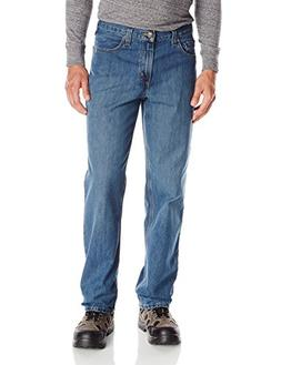 Carhartt Men's Relaxed Fit Holter Jean, Frontier, 33W x 34L