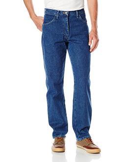 Maverick Men's Relaxed Fit Jean, Dark Stonewash, 38x29