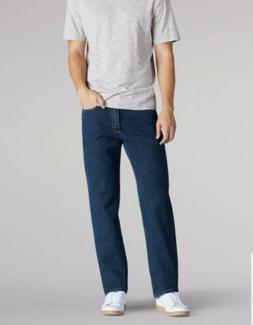 Lee Relaxed Fit Men Jeans Color Dark Quartz
