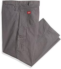 Dickies Men's Relaxed Fit Straight-Leg Duck Carpenter Jean B
