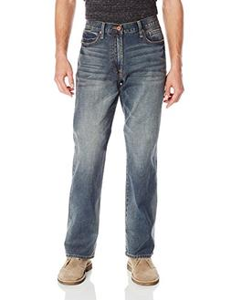 Men's Lucky Brand '181' Relaxed Straight Leg Jeans, Size 38