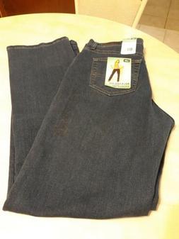 Lee Relaxed Straight Leg Jeans- Long Length 8 Long, Premium