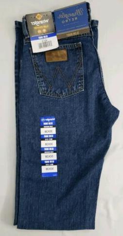 Wrangler Retro Slim Fit Boot Cut FR Jeans. Flame Resistant.