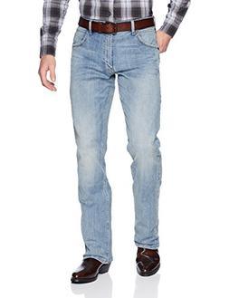 Wrangler Men's Retro Slim Fit Boot Cut Jean, Bearcreek, 34