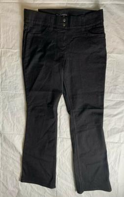 Riders By Lee Indigo Jeans Size 12M Black NWT 32x32
