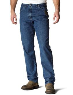 Riggs Workwear By Wrangler Men's Big & Tall Relaxed Fit Jean