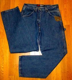 RIGGS Workwear WRANGLER DuraShield CARPENTER Jeans Mens NWOT