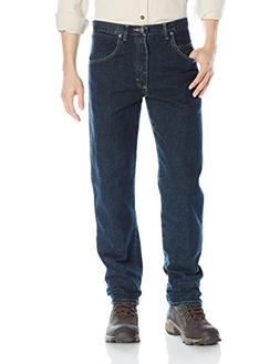 Wrangler Men's Rugged Wear Jean, Dark Tint, 36x29