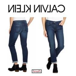SALE! Calvin Klein Ladies Slim Boyfriend Jeans VARIETY Size
