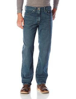 LEE Men's Premium Select Regular Fit Straight Leg Jean, Serp