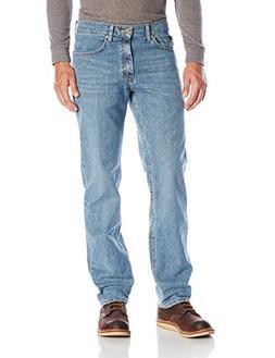 Lee Men's Premium Select Regular Fit Straight Leg Jean, Phan
