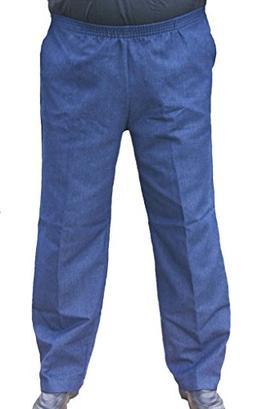 CK Sportswear The Senior Shop Men's Full Elastic Waist Denim