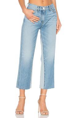 Seven 7 For All Mankind KiKi High Waist Wide Leg Jean Women'