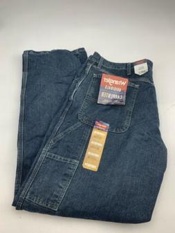 SFN Wrangler Originals Men's Size 36 X 34 Jeans Carpenter