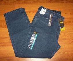 Size 31x32 Mens Regular Fit Straight Leg Comfort Stretch Lee