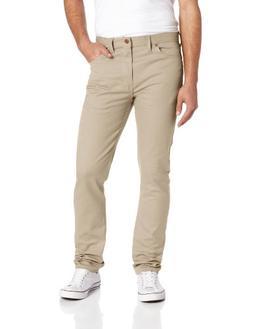 Dickies Men's Slim Skinny Fit 5-Pocket Stretch Twill Jean, B