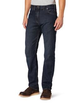 Dickies Men's Slim Straight Fit Five Pocket Jean, Stone Wash