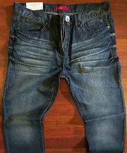 Guess Slim Straight Leg Jeans Men's Size 32 X 32 Classic Dis