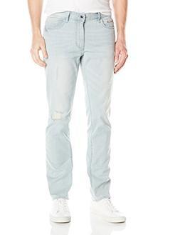Calvin Klein Jeans Men's Slim Straight Ripped Jean Big Sur,