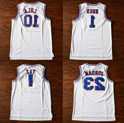 Space Jam Tune-Squad Basketball Jersey movie TAZ ! Lola #10