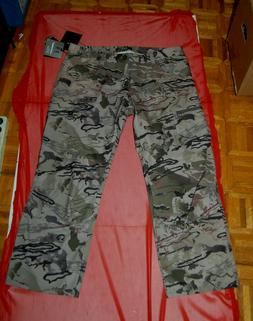 UNDER ARMOUR Storm 1 mens loose fit water-resistant camo car